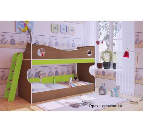Двухъярусная кровать Орбита-25 (спальные места 800х1900 мм.)