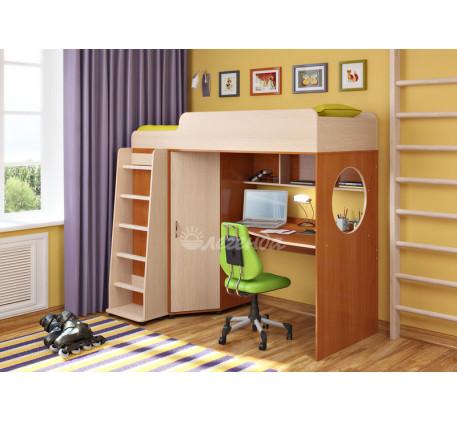 Кровать-чердак Легенда-4.1, спальное место 190х80 см